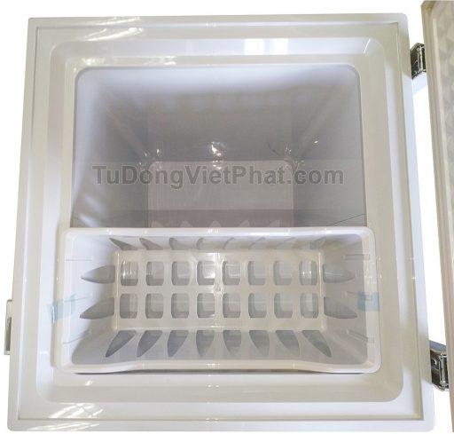 Giỏ treo bên trong tủ đông Hòa Phát 100l HCF 106S1N 1 ngăn đông