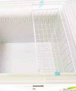 Giỏ treo bên trong tủ đông Hòa Phát 300l, HCF 656S2Đ2 dàn đồng, 2 ngăn đông mát