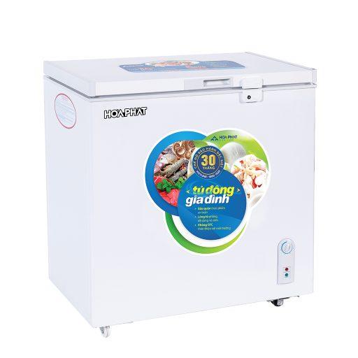Tủ đông Hòa Phát 162 lít HCF 336S1N1 - Tủ mini 1 ngăn