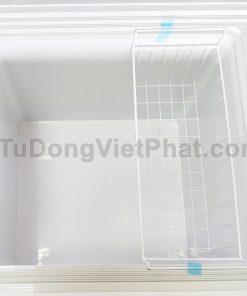 Giỏ treo của tủ đông Hòa Phát 300l HCF 656S2N2, 2 ngăn đông mát