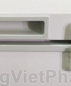 Khóa và tay nắm của tủ đông Hòa Phát 162 lít HCF336S1N1, 1 ngăn 1 chế độ đông