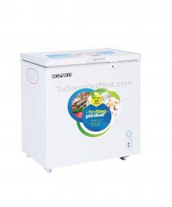 Tủ đông Hòa Phát HCF 336S1N1 162 lít dàn nhôm, tủ mini 1 ngăn
