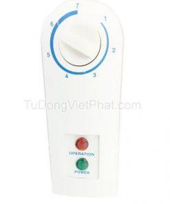 Bảng điều khiển tủ đông Hòa Phát 245L inverter, HCFI 606S2Đ2, 2 ngăn đông mát