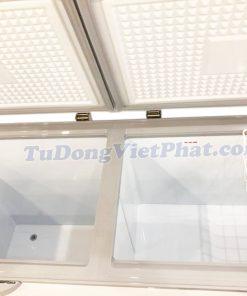 Bên trong tủ đông Sanaky VH-4099W3, 300L INVERTER