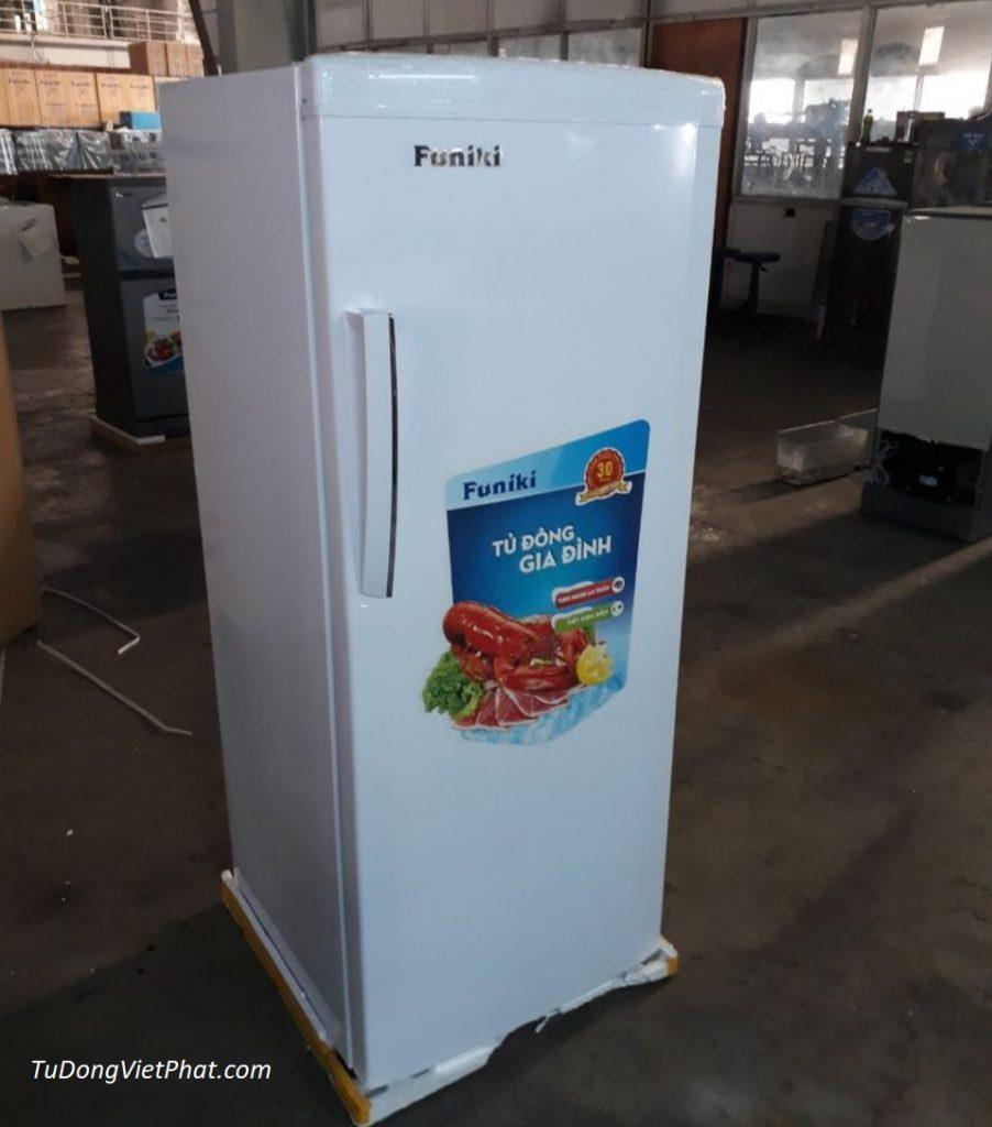 Tủ đông đứng Hòa Phát Funiki HCF 280S 280 lít 6 ngăn - Giá rẻ