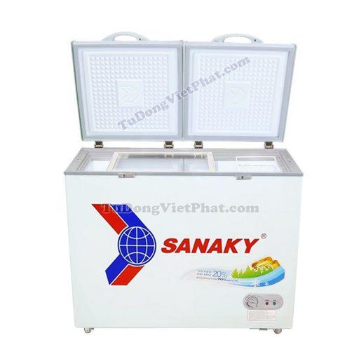 Mặt trước tủ đông Sanaky VH-2899W1