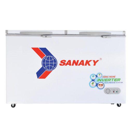 Mặt trước tủ đông Sanaky VH-4099A3