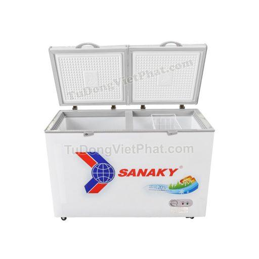 Mặt trước tủ đông Sanaky VH-4099W1