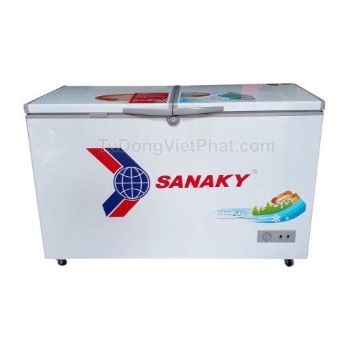 Tủ đông mini 208L Sanaky VH-2599A1, 1 ngăn đông