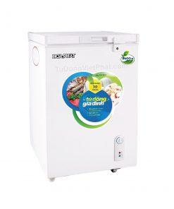 Tủ đông mini trữ sữa mẹ 107L Hòa Phát