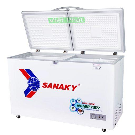 Tủ đông Sanaky VH-3699A3, 270L INVERTER 1 ngăn đông