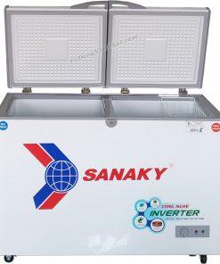 Tủ đông Sanaky VH-3699W3 260L INVERTER 2 ngăn đông mát