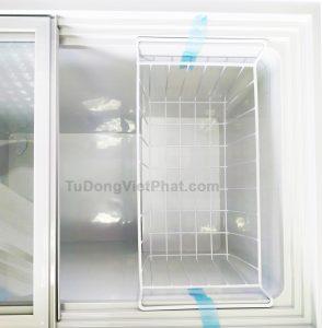 Giỏ treo tủ đông Hòa Phát 162 lít HCF 336S1Đ1, 1 ngăn đông dàn đồng