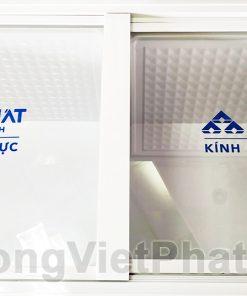 Kính lùa cường lực tủ đông Hòa Phát 245l HCF 606S2Đ2