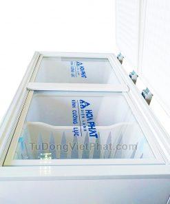 Mặt trên tủ đông Hòa Phát 205L HCF 506S2N2
