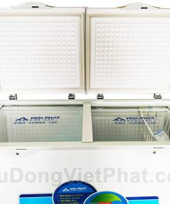 Mặt trên tủ đông Hòa Phát 245l HCF 606S2Đ2