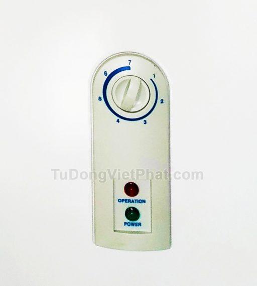 Nút điều khiển tủ đông Hòa Phát 252L HCF 516S1Đ1, 1 ngăn đông dàn đồng