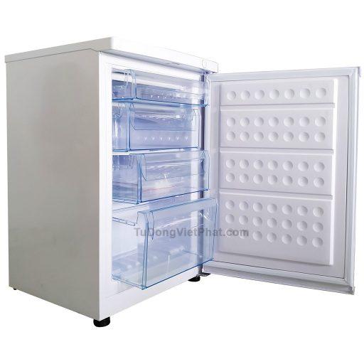 Tủ đông đứng Hòa Phát Funiki HCF 116S 100 lít 4 ngăn (open2)