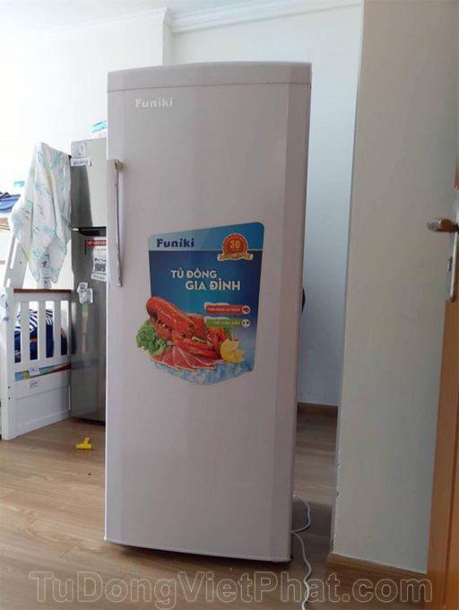 Tủ đông đứng Hòa Phát HCF 280S 280 lít 6 ngăn