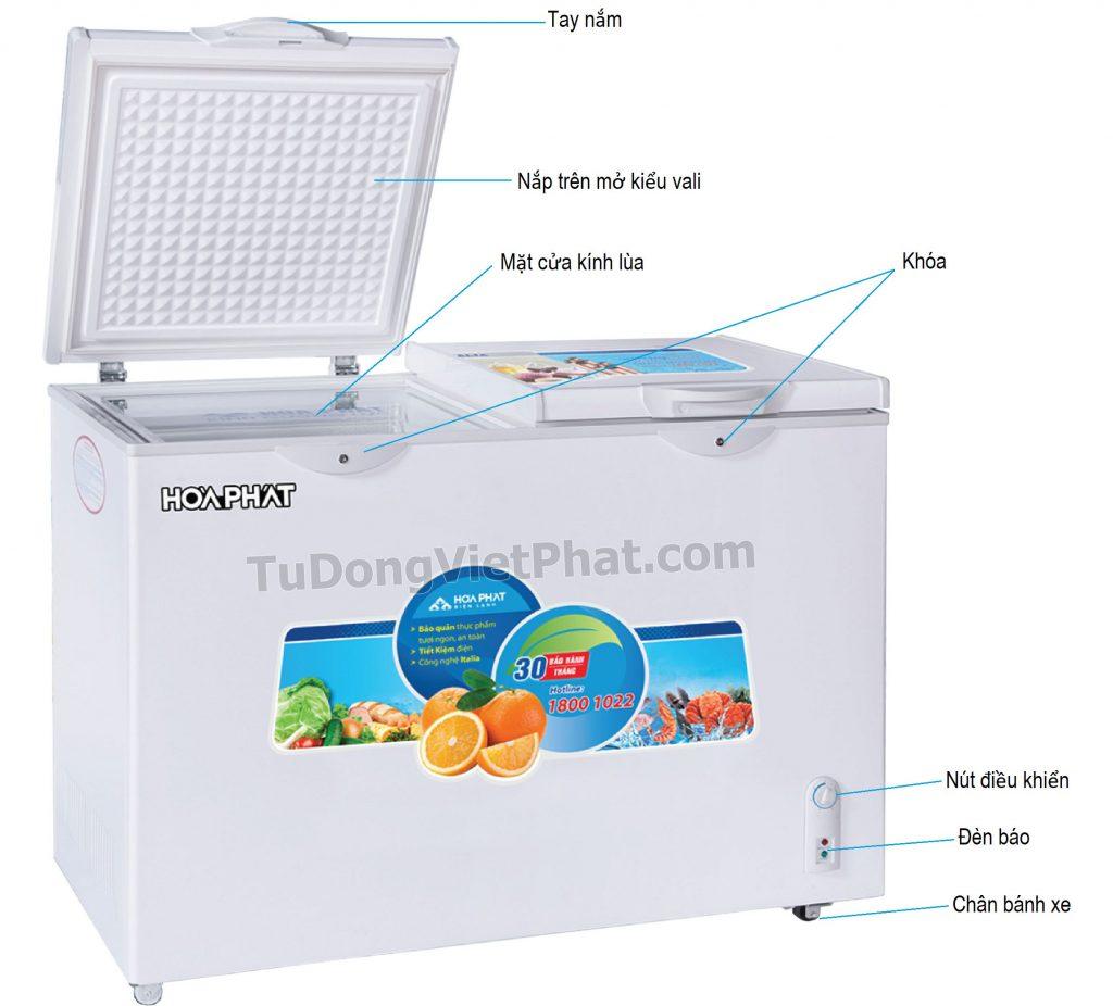 Hướng dẫn kích hoạt bảo hành điện tử tủ đông Hòa Phát