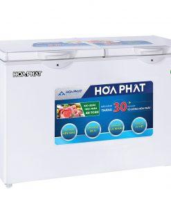Tủ đông Hòa Phát 205L HCF 506S2N2, tủ mini 2 ngăn