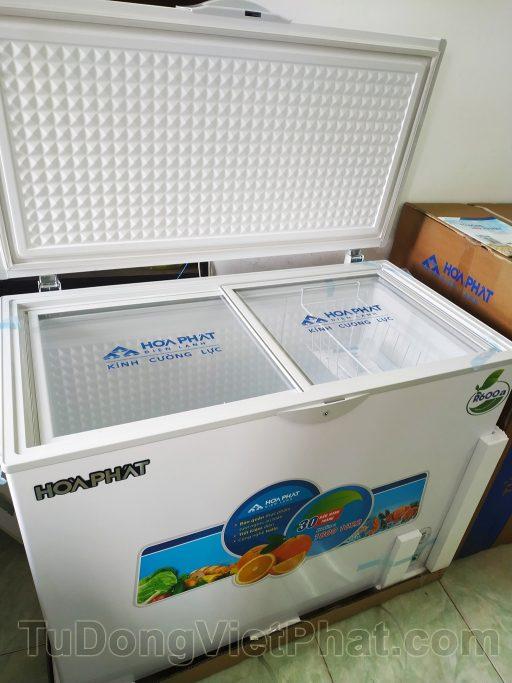 Tủ đông Hòa Phát 252L HCF 516S1Đ1, 1 ngăn đông dàn đồng