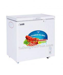 Tủ đông Hòa Phát 160 lít HCF-335S1PĐ1, 1 ngăn đông dàn đồng