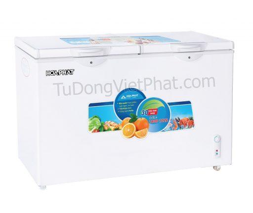 Tủ đông Hòa Phát HCF-600S2PN2 240 lít 2 ngăn đông mát