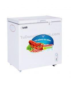 Tủ đông Hòa Phát 160 lít HCF335S1PN1, 1 ngăn đông
