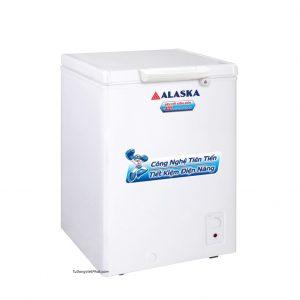 Tủ đông mini 100L Alaska BD-150 1 ngăn đông
