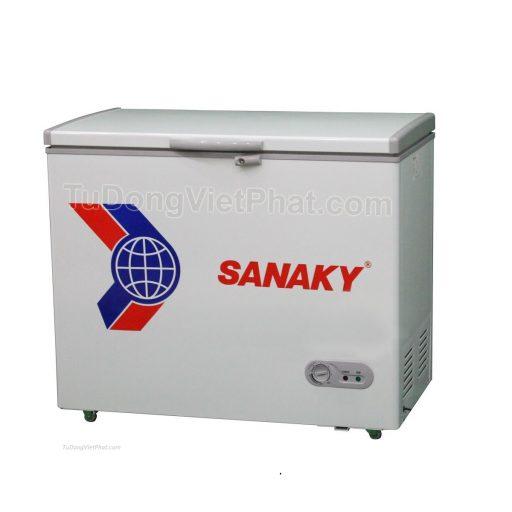 Tủ đông mini 175L Sanaky VH-225HY2, 1 ngăn đông 1 cánh
