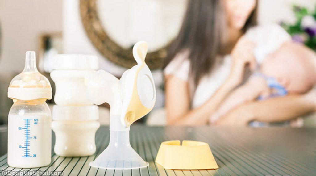 Trữ đông sữa mẹ và sử dụng đúng cách