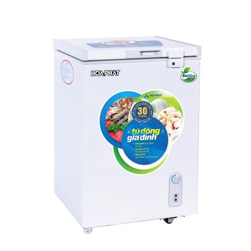 Tủ đông mini trữ sữa mẹ 100L Hòa Phát