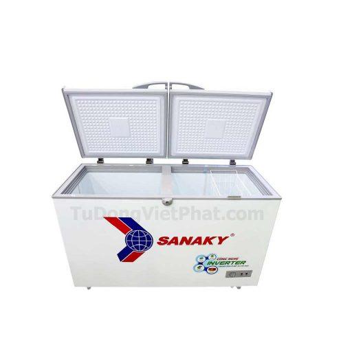 Tủ đông Sanaky INVERTER VH-3699A3, 270L 1 ngăn đông
