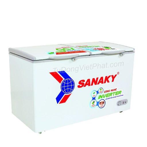 Tủ đông Sanaky INVERTER VH-4099A3, 305L 1 ngăn đông