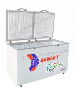Tủ đông Sanaky VH-4099A3, 305L INVERTER 1 ngăn đông