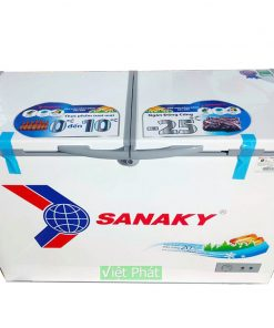 Tủ đông Sanaky VH-4099W1, 280L 2 ngăn
