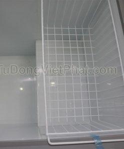 Giỏ treo bên trong tủ đông Alaska HB-550C 1 ngăn đông dàn đồng