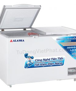 Tủ đông Alaska HB-550C 1 ngăn đông dàn đồng