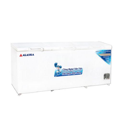 Tủ đông Alaska HB-1400C 1 ngăn đông 3 nắp dỡ 1400L dàn đồng
