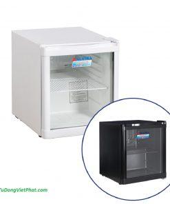Tủ mát mini 50 lít Alaska LC-50 có 2 mầu đên và trắng