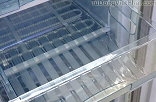 Khay và giá đỡ của tủ đông đứng Sanaky VH-230HY, 230L