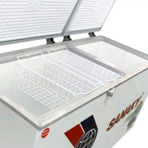 Mặt trên tủ đông Sanaky VH-6699W1