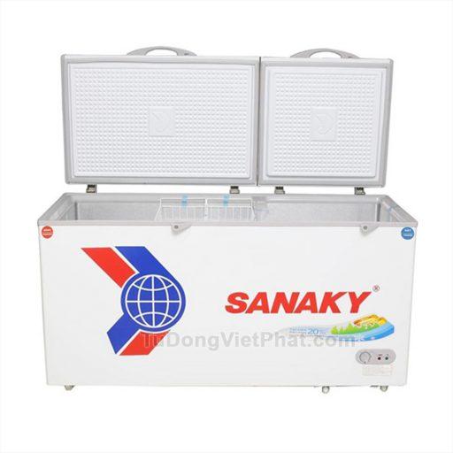 Mặt trước tủ đông Sanaky VH-6699W1