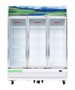 Tủ Mát Sanaky VH-1520HP 1400 lít 3 cánh