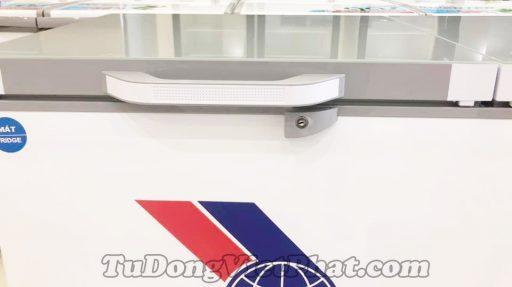 Mặt kinh tủ đông Sanaky INVERTER VH-4099W4K
