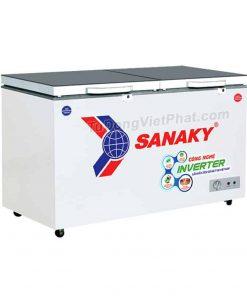 Tủ đông Sanaky INVERTER VH-4099W4K mặt kính cường lực