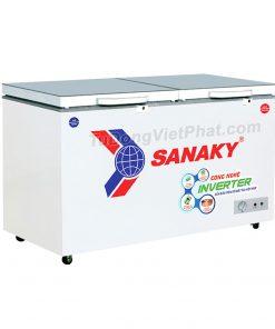 Tủ đông Sanaky INVERTER VH-4099W4KD mặt kính cường lực