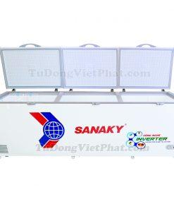 Mặt trước tủ đông Sanaky VH-1199HY3
