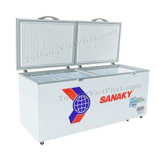 Tủ đông Sanaky VH-8699HY3, 760L